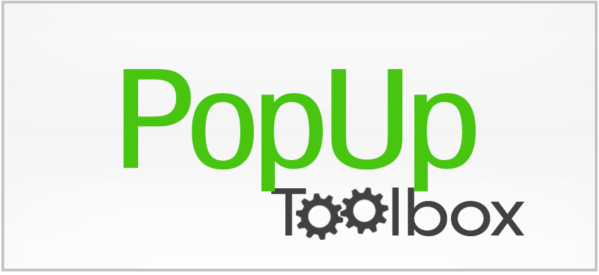 PopUpToolbox