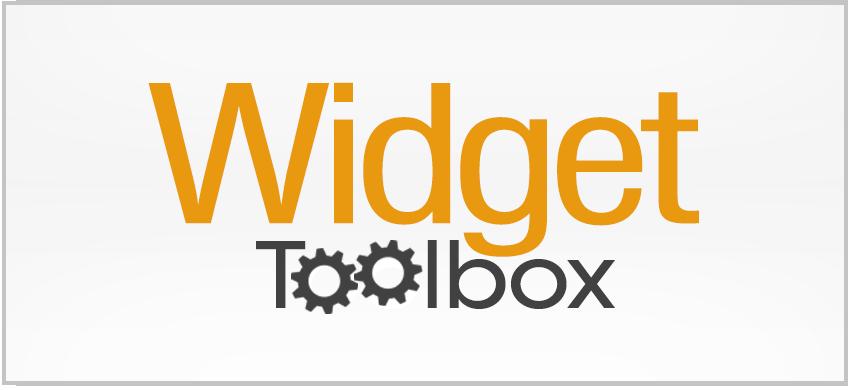 WidgetToolbox